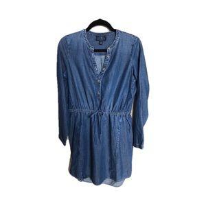 Lucky Brand || Denim Dress
